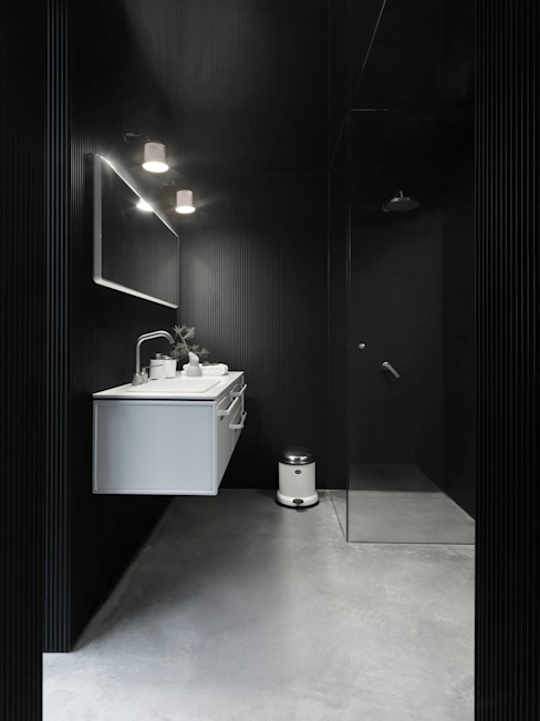 Vipp bathroom: industrial  by Vipp, Industrial