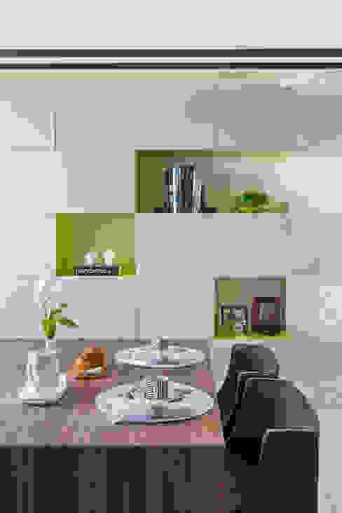Comedores de estilo moderno de BEP Arquitetos Associados Moderno