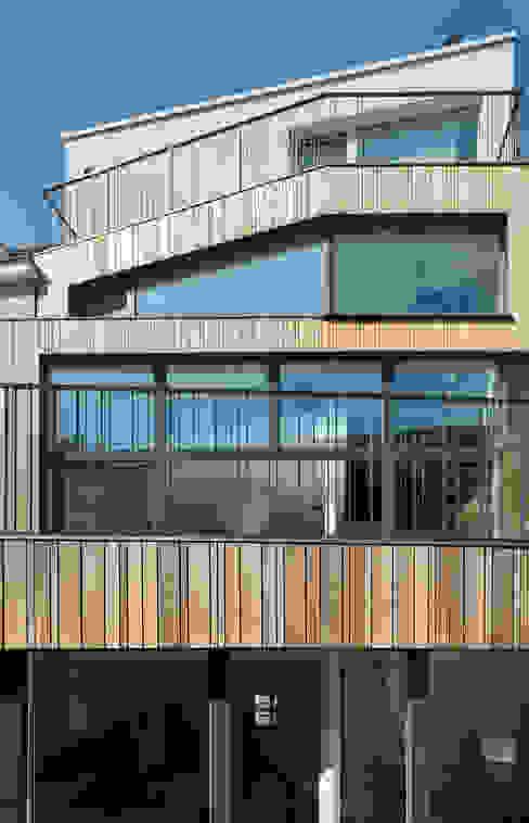 現代房屋設計點子、靈感 & 圖片 根據 atelier d'architecture FORMa* 現代風