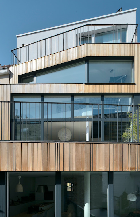 Casas estilo moderno: ideas, arquitectura e imágenes de atelier d'architecture FORMa* Moderno