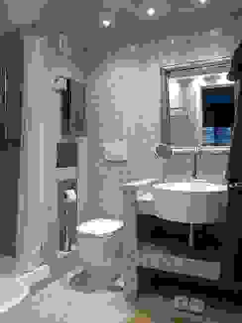 studio di architettura Giorgio Rossetti ห้องน้ำ