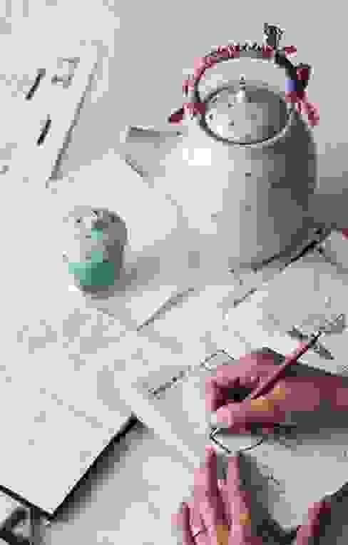 tailored details:   por anna westerlund handmade ceramics,Escandinavo