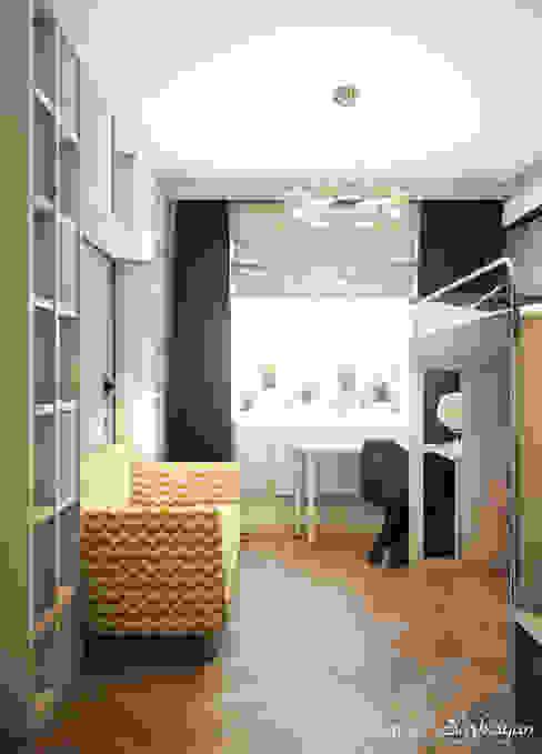 Nursery/kid's room by Marina Sarkisyan, Eclectic