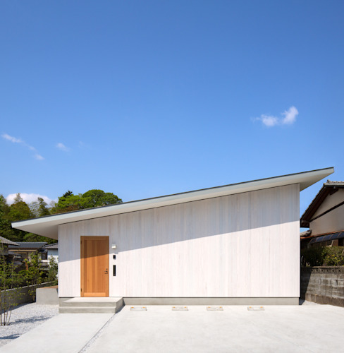 Houses by 中野晋治建築研究室