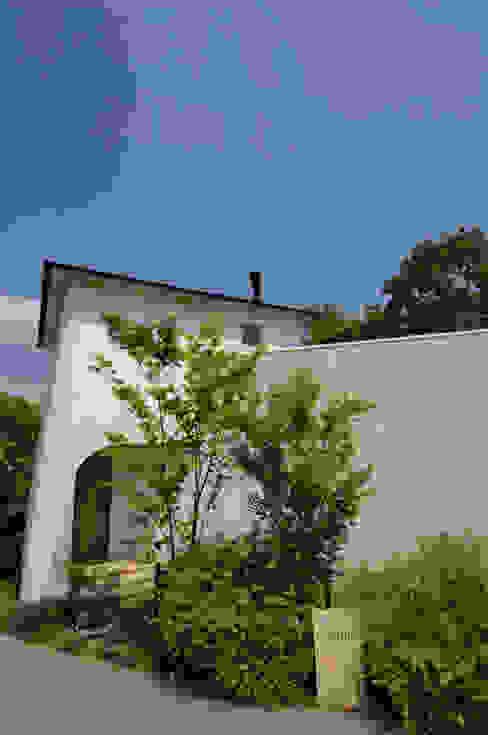 土佐漆喰の家 オリジナルな 家 の 大森建築設計室 オリジナル