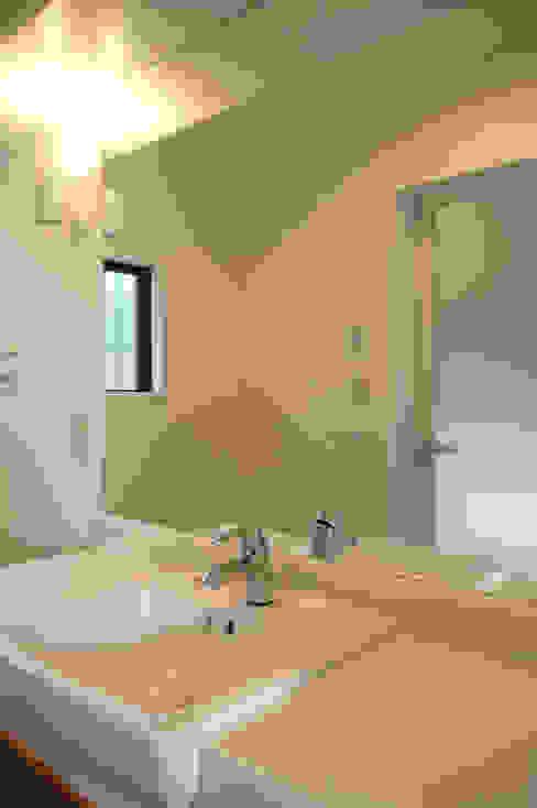 Sanitary 모던스타일 욕실 by FURUKAWA DESIGN OFFICE 모던