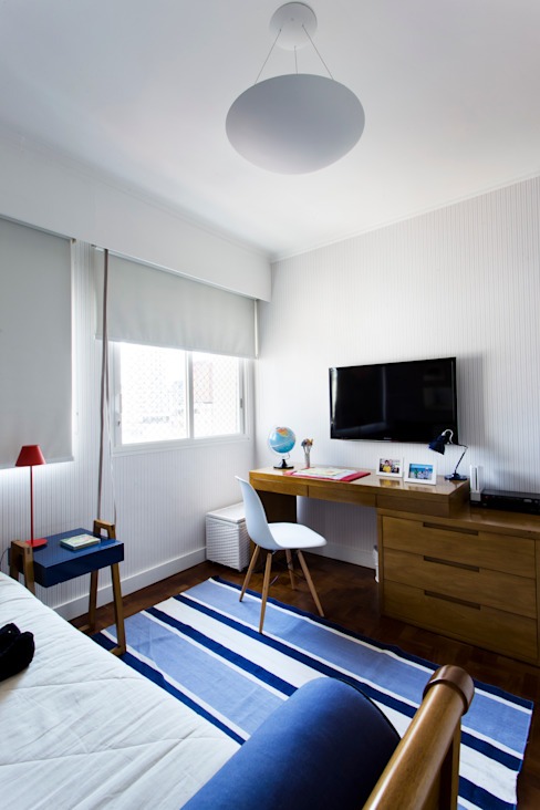 Modern Kid's Room by Pereira Reade Interiores Modern