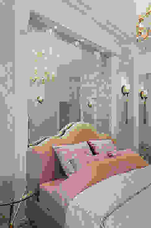 Спальня: Спальни в . Автор – Bituleva Project,