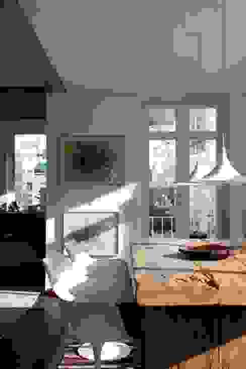 Retrofit Residência Higienópolis 1 Salas de jantar modernas por Gustavo Calazans Arquitetura Moderno