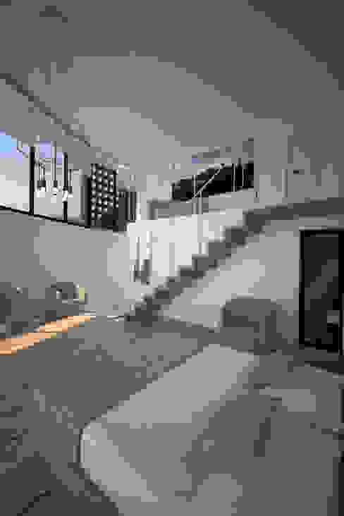 Minimalist bedroom by Chdarquitectura Minimalist