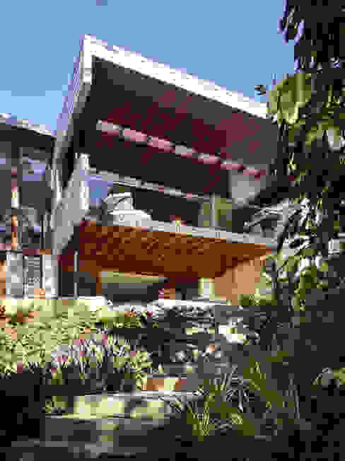 Shaun Lockyer Architects:  tarz Teras