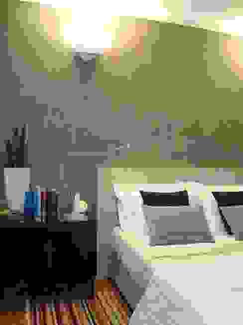 Dormitorios escandinavos de AMMA PROJETOS Escandinavo