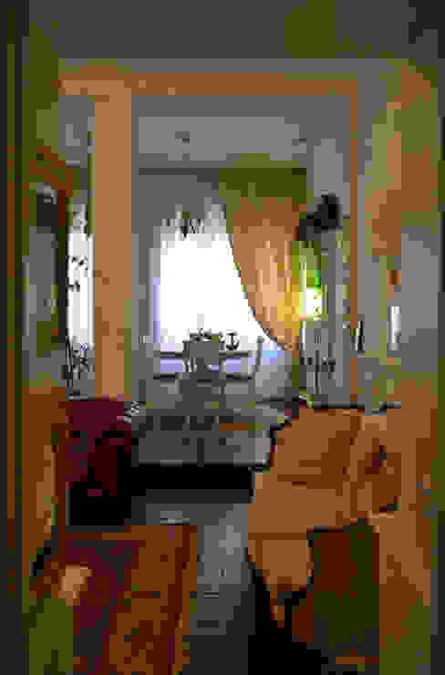 soggiorno/pranzo Soggiorno eclettico di arch. Paolo Pambianchi Eclettico
