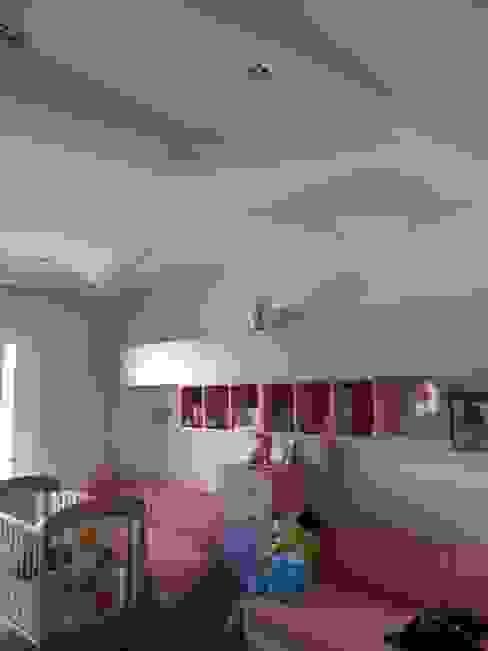 camera letto figli Camera da letto moderna di antonio giordano architetto Moderno