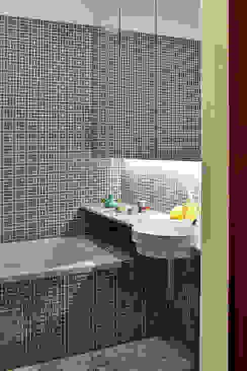 Tiago Patricio Rodrigues, Arquitectura e Interiores Baños de estilo ecléctico