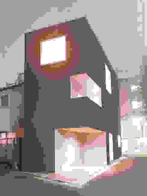 下馬のハウス モダンな 家 の 齋藤和哉建築設計事務所 モダン