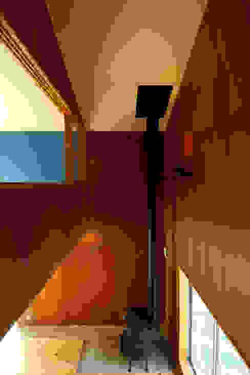 吹き抜け オリジナルな 壁&床 の TAB オリジナル