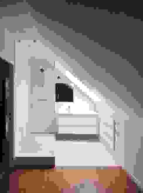 cool Salle de bain minimaliste par m architecture Minimaliste