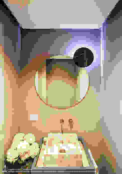 Appartamento #A76 di Studio DiDeA architetti associati Moderno