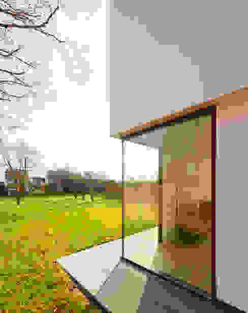 maison PJP Maisons modernes par P8 architecten Moderne