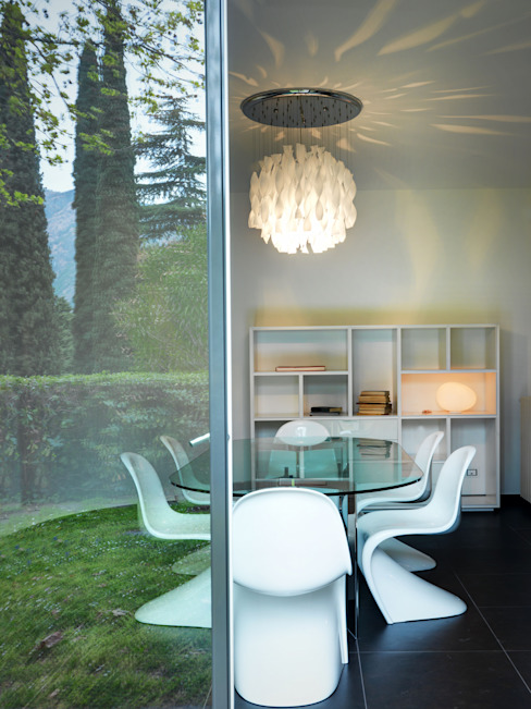 Dining room by Studio Marco Piva, Modern