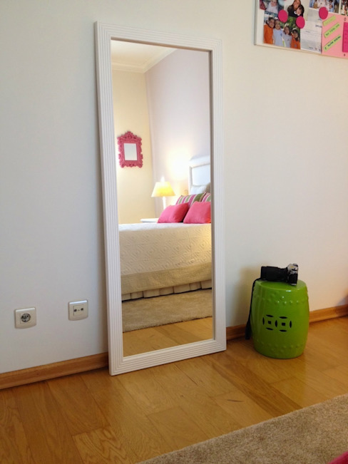 Remodelação de quarto de adolescente. por Silvia Home Decor