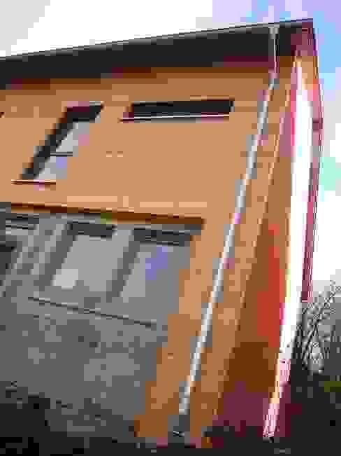 Außenansicht Ausgefallene Häuser von schott architekten Ausgefallen