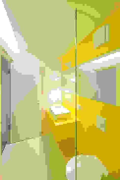 モダンスタイルの お風呂 の SEHW Architektur GmbH モダン