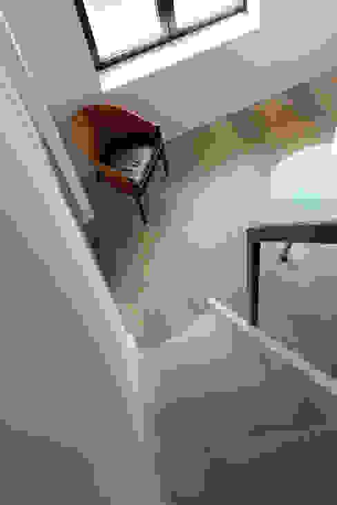 Rénovation d'une maison - TOULOUSE Bureau moderne par Atelier d'architecture Pilon & Georges Moderne