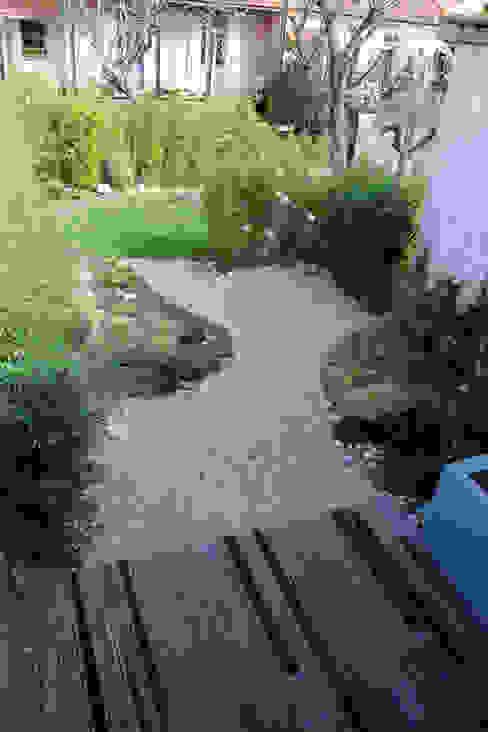 Atelier d'architecture Pilon & Georges Asiatischer Garten