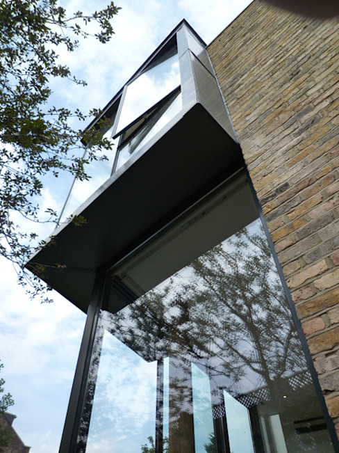 Milman Road - close up on extension by Syte Architects Modern