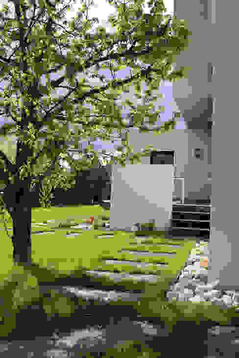 Atelier d'architecture Pilon & Georges Casas modernas