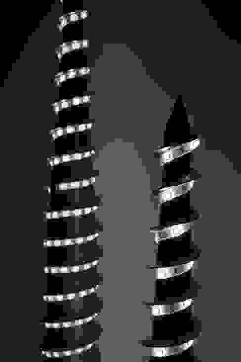 lampade led VITE Restyling Mobili di Raddi Federica Spogliatoio moderno