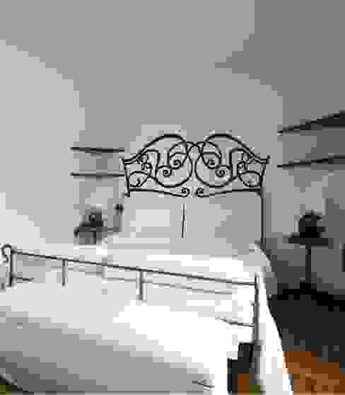 Cabeceros de Cama en Vinilo Decorativos de Visualvinilo Rústico