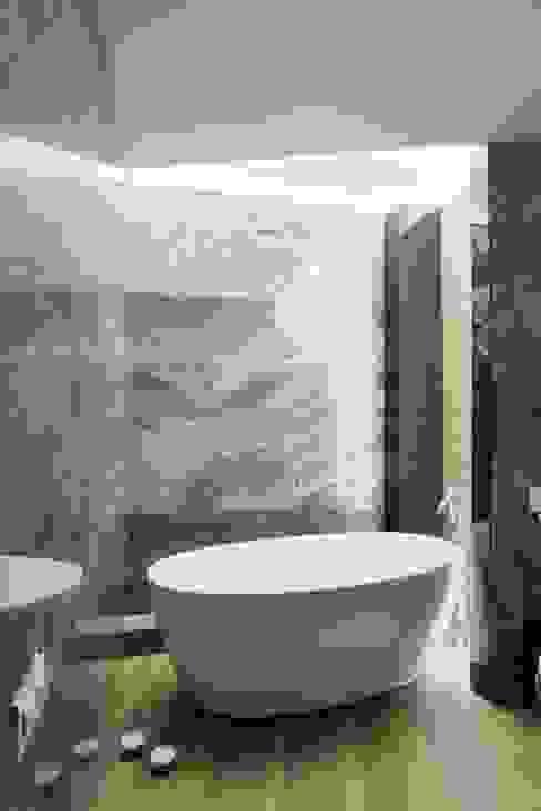 Baños de estilo  por Галина Глебова, Minimalista