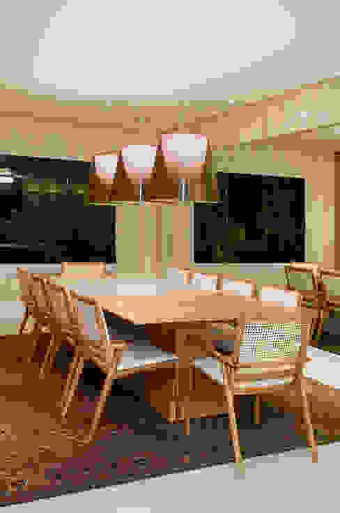 Casa Terra Ville II Salas de jantar modernas por Studio Cinque Moderno