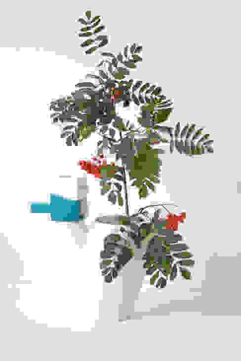 Vaas & Gieter:  Binnenbeplanting door Ping & Moos,