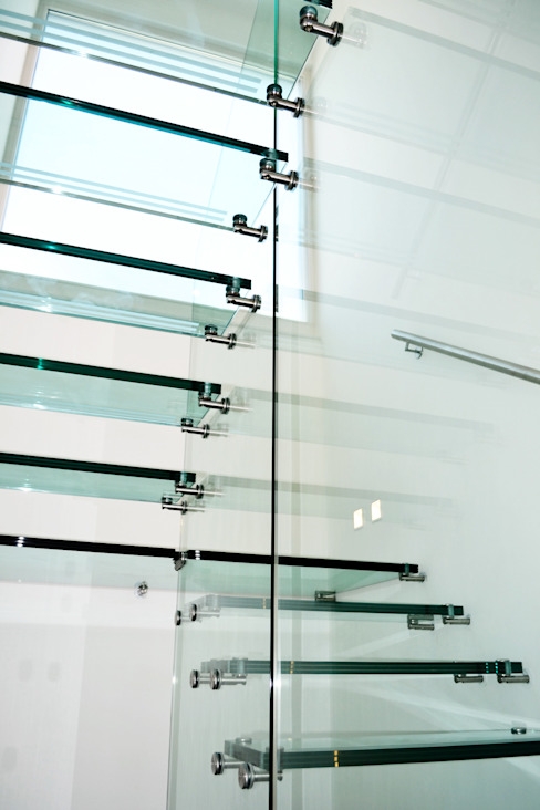 by Siller Treppen/Stairs/Scale Modern Glass