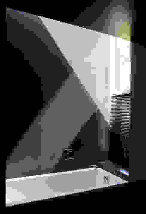 Dom B w Warszawie Nowoczesna łazienka od Ingarden & Ewý Architekci Nowoczesny