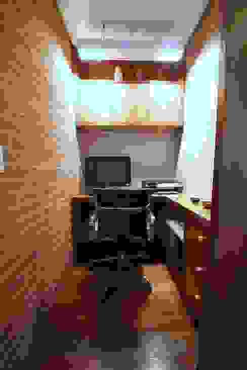 Oficinas de estilo  por MeyerCortez arquitetura & design