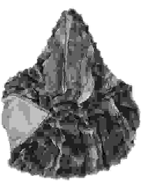 Luxury Musquash Faux Fur Throw od Luku Home Klasyczny