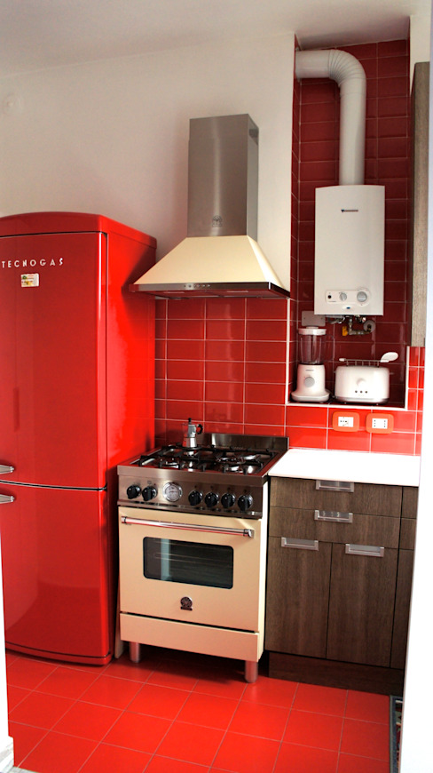 Cucina Marzia Bettoli Interior Designer Cucina moderna