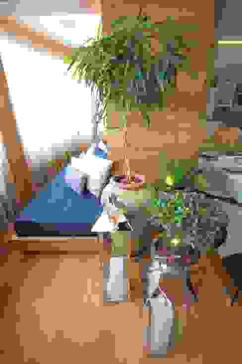 Modern conservatory by MeyerCortez arquitetura & design Modern