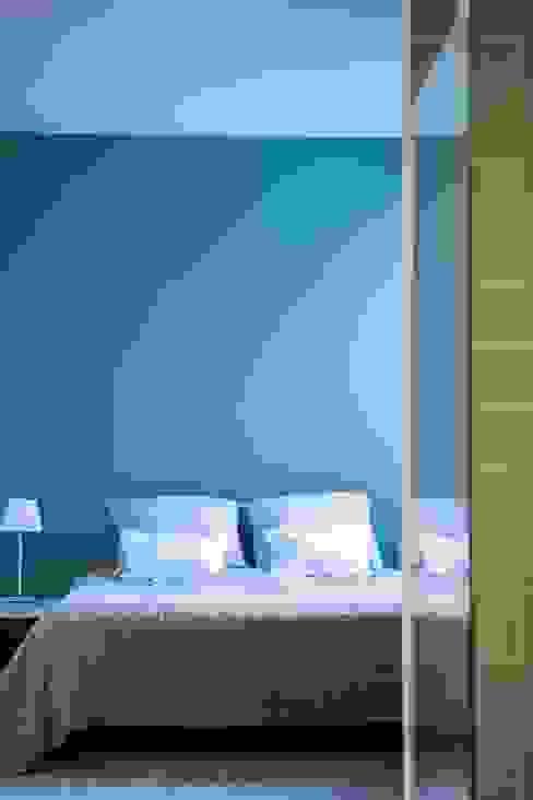 Appartement Neuilly-sur-Seine Chambre moderne par Hélène de Tassigny Moderne