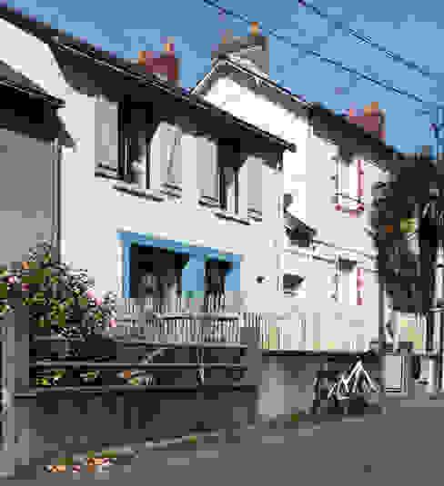 RÉNOVATION 80 Maisons minimalistes par PIERRE BRIAND ARCHITECTE Minimaliste