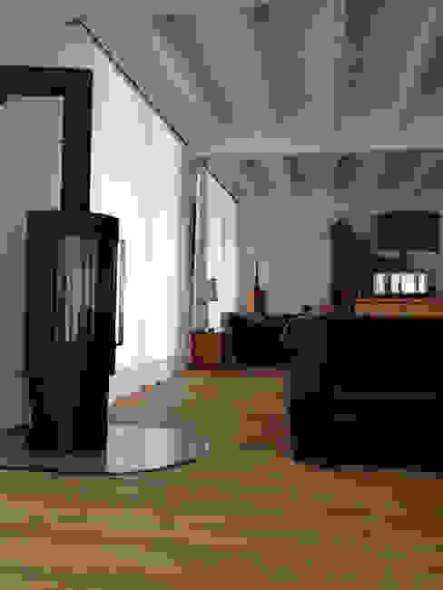 Haus B cordes architektur Ausgefallene Wohnzimmer