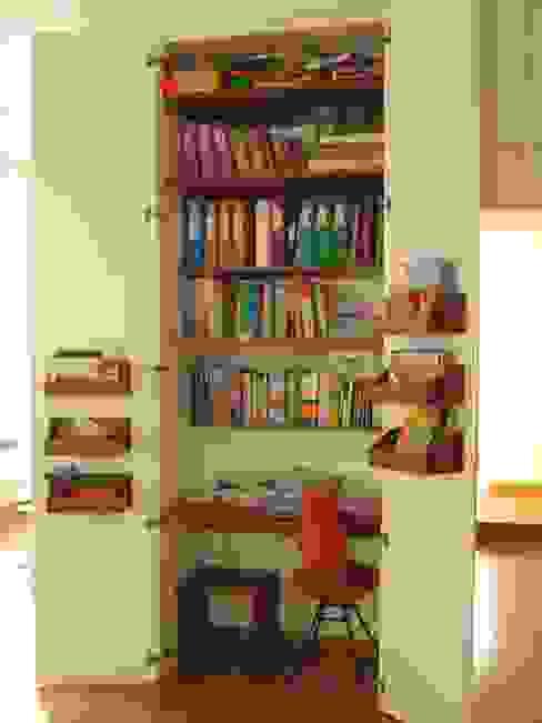 Lo studio segreto Studio moderno di Arch. Silvana Citterio Moderno