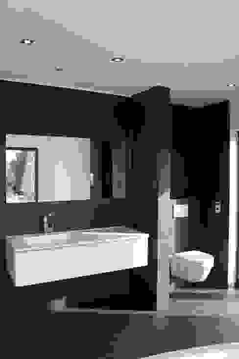 Haus E Moderne Badezimmer von cordes architektur Modern