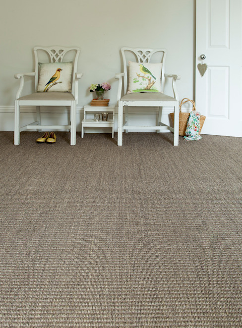 Walls & flooring by Sisal & Seagrass,
