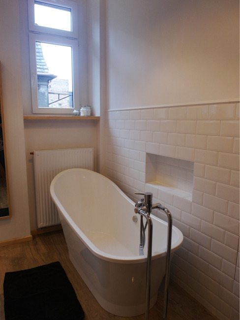 NaNovo Scandinavian style bathroom